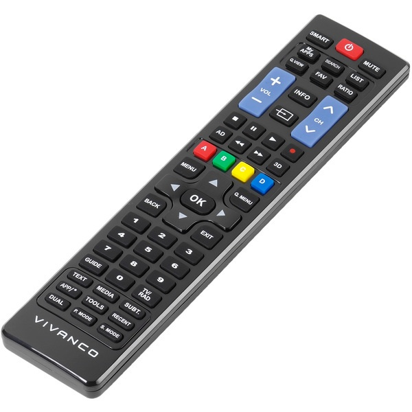 Vivanco Replacement Remote Control for Samsung and LG