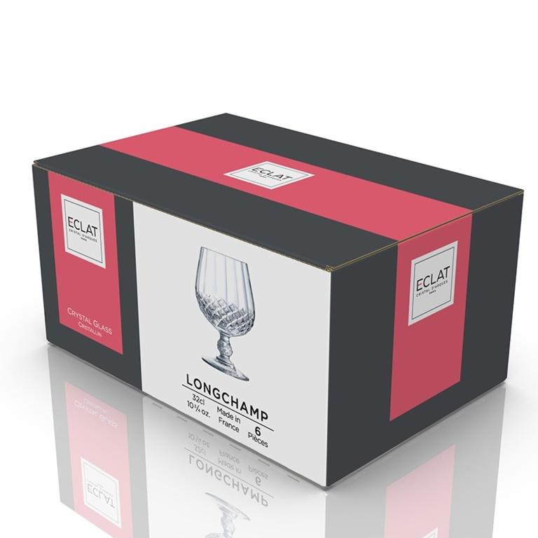 Eclat Longchamp Brandy Glass - 32cl