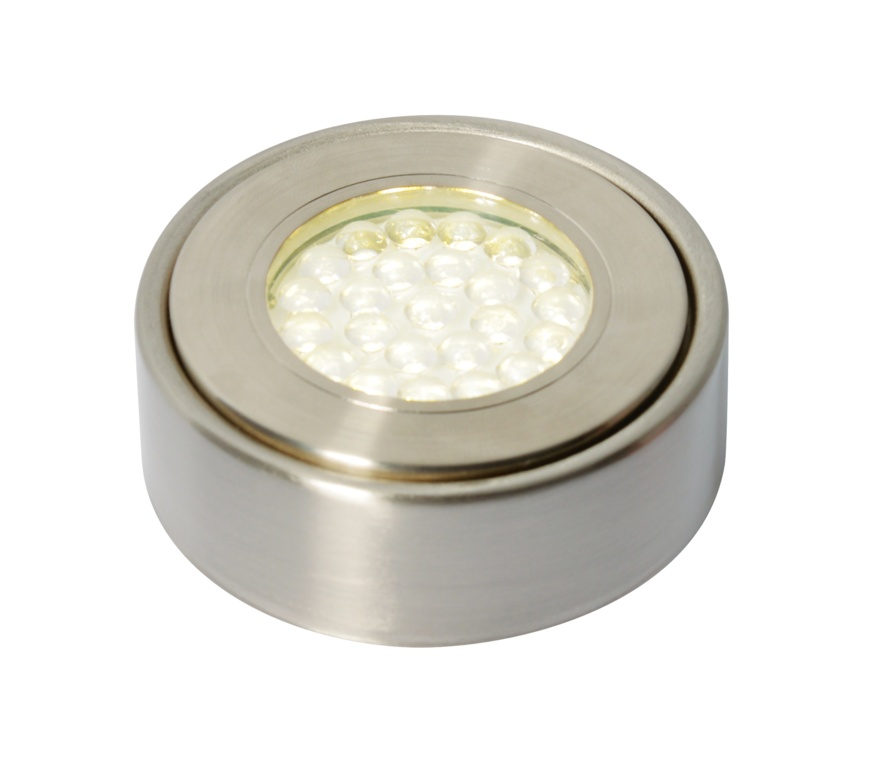Culina Laghetto LED Mains Voltage Circular Cabinet Light - 4000k Cool White