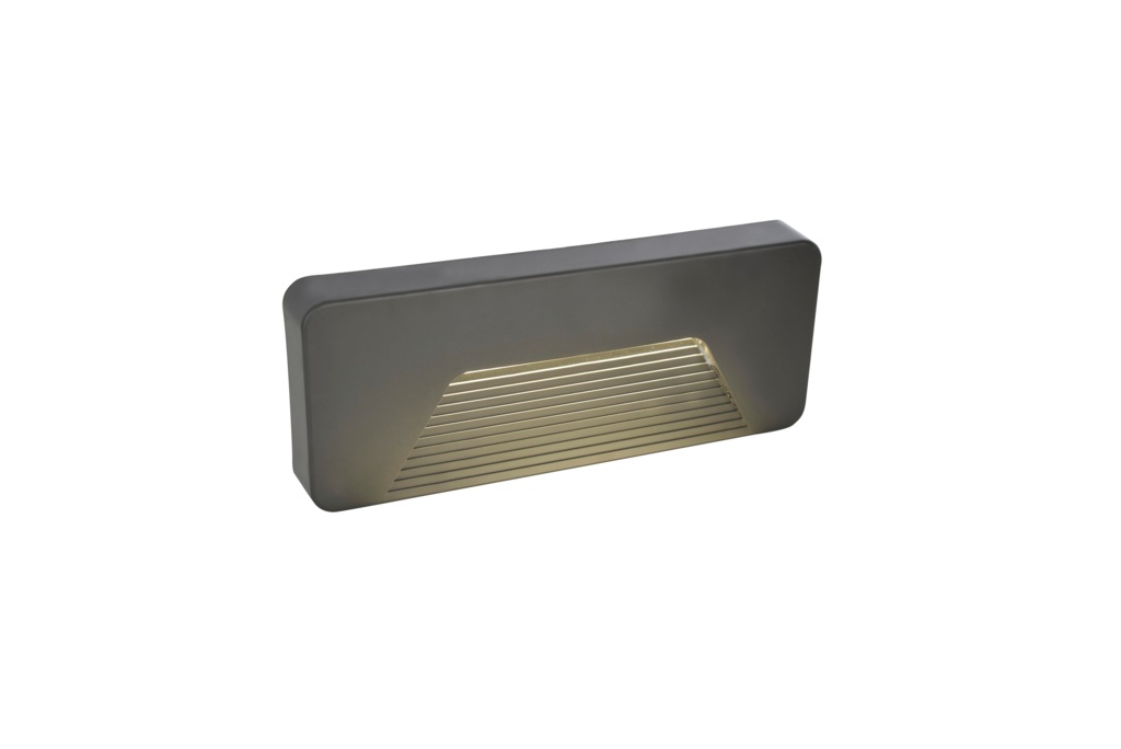 Coast Breeze LED Surface Mounted Guide Light - Down
