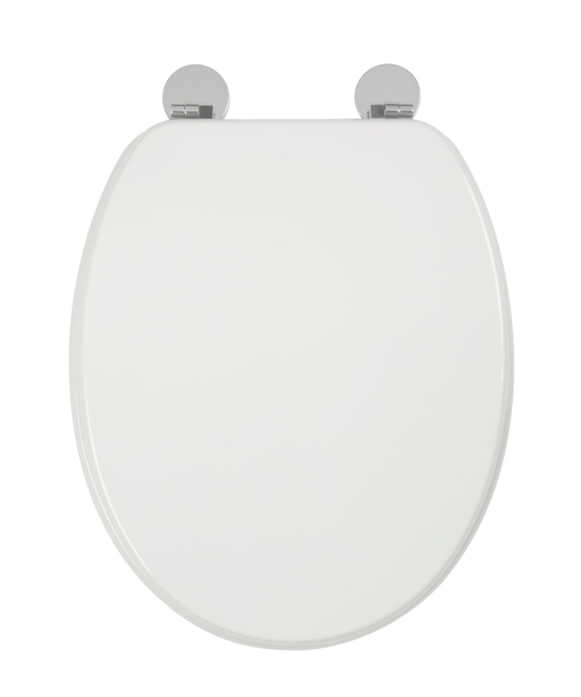 Croydex Flexi-Fix Toilet Seat - Kielder