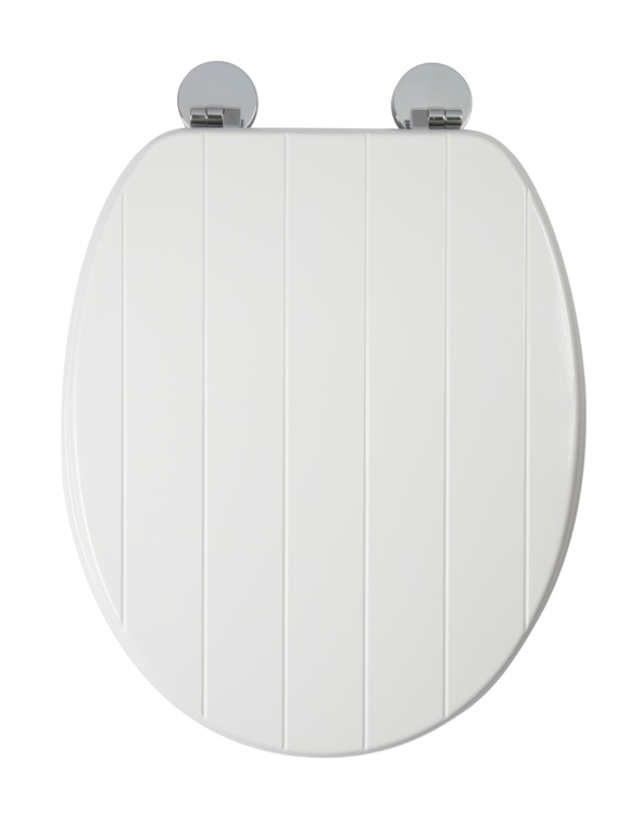 Croydex Flexi-Fix Toilet Seat - Hayward