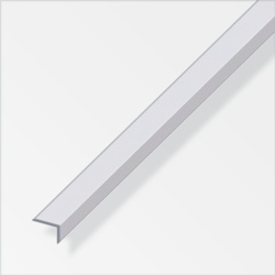 Rothley Alfer Edge Protecting Profile Aluminium 14mmx10mmx1m