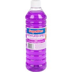 SupaDec Methylated Spirit - 750ml