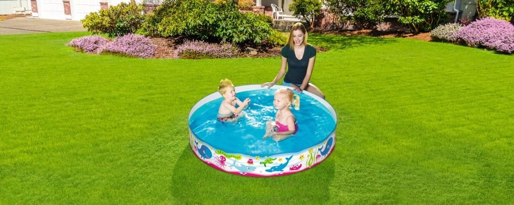 Wilton Bradley Fill N Fun Pool - 60x10