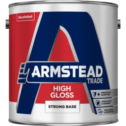 Armstead Trade High Gloss Strong Base