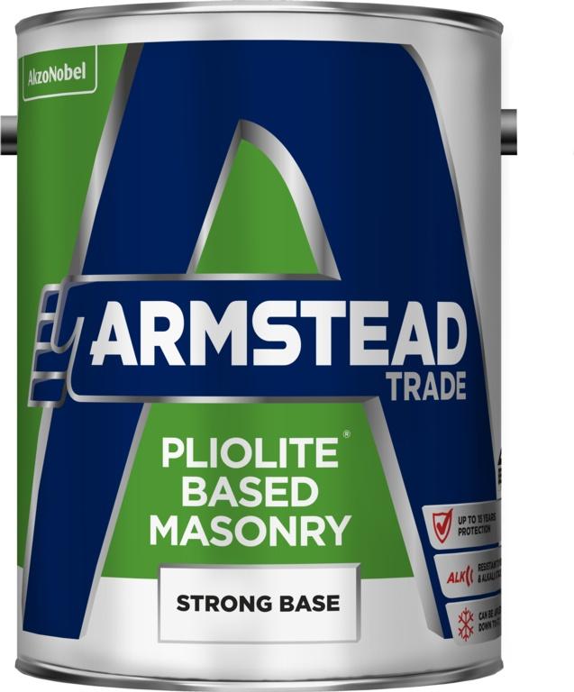 Armstead Trade Pliolite Masonry Strong Base - 5L