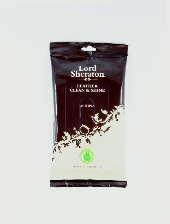 Lord Sheraton Leather Wipes Stax Trade Centres