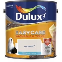 Dulux Easycare Matt 2.5L Just Walnut