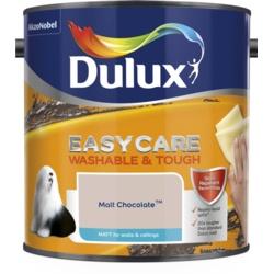 Dulux Easycare Matt 2.5L Malt Chocolate