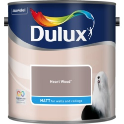 Dulux Standard Matt 2.5L Heart Wood