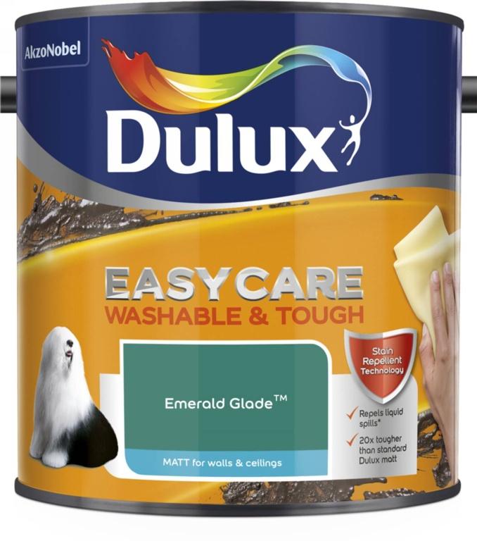 Dulux Easycare Matt 2.5L - Emerald Glade