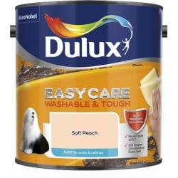 Dulux Easycare Matt 2.5L Soft Peach