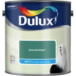 Dulux Standard Matt 2.5L Emerald Glade