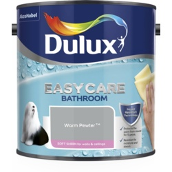 Dulux Easycare Bathroom Soft Sheen 2.5L Warm Pewter