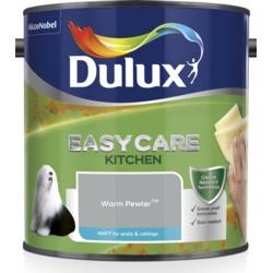Dulux Easycare Kitchen 2.5L Warm Pewter