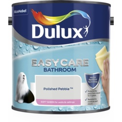 Dulux Easycare Bathroom Soft Sheen 2.5L Polished Pebble