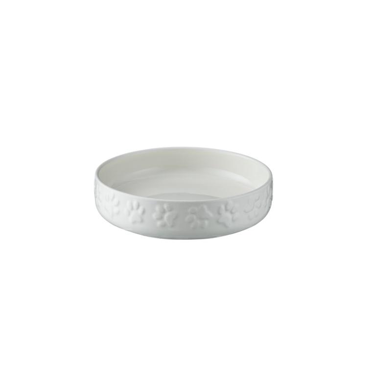 Mason Cash Colour Mix Cat Saucer - 13cm Cream