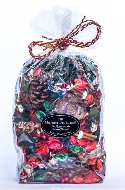 Milford Trading Pot Pourri Bag - Christmas - Large
