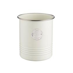 Typhoon Living Utensil Pot - Cream