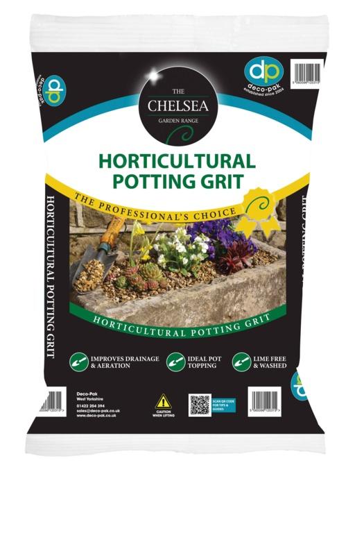 Deco-Pak Horticultural Potting Grit - 6mm Large Bag