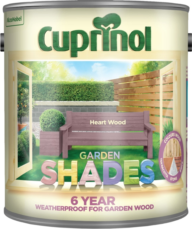 Cuprinol Garden Shades 2.5L - Heart Wood