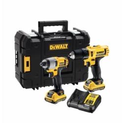 DeWalt 10.8V Cordless Combi Drill