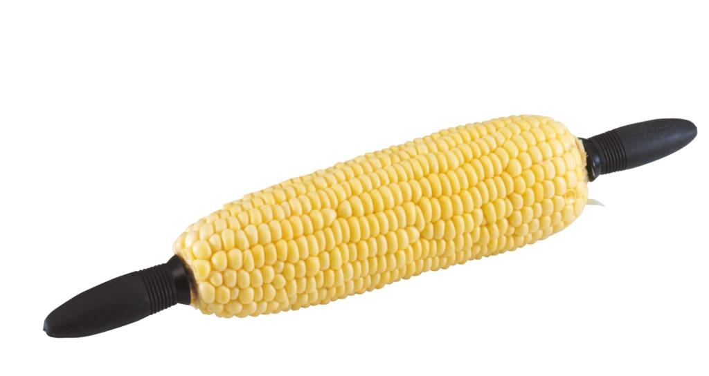 KitchenCraft Corn On The Cob Holders - 4 Piece Large