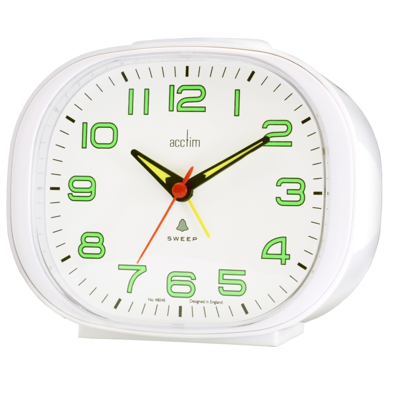 Acctim Avery Bell Alarm - White