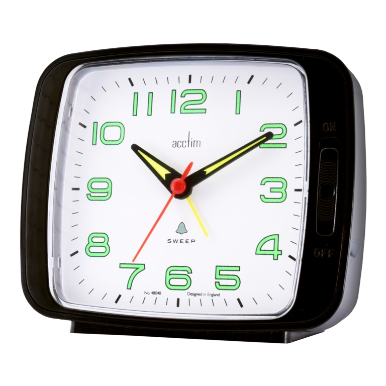 Acctim Ada Bell Alarm - Black