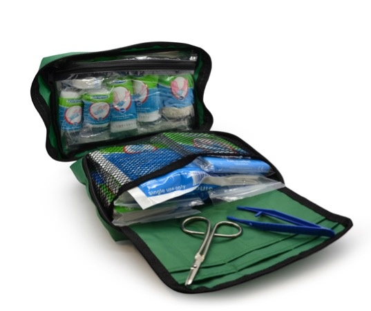 Wallace Cameron First Aid Pouch - 99 Piece