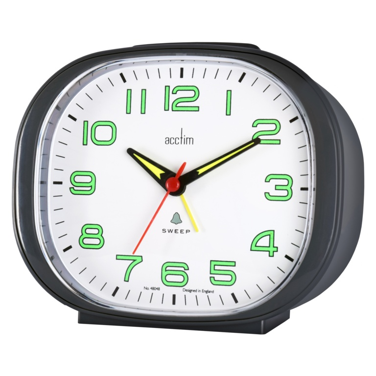 Acctim Avery Bell Alarm - Black