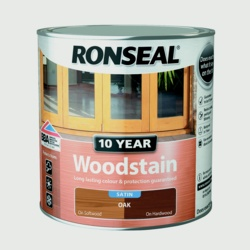 Ronseal 10 Year Woodstain Oak 2.5L