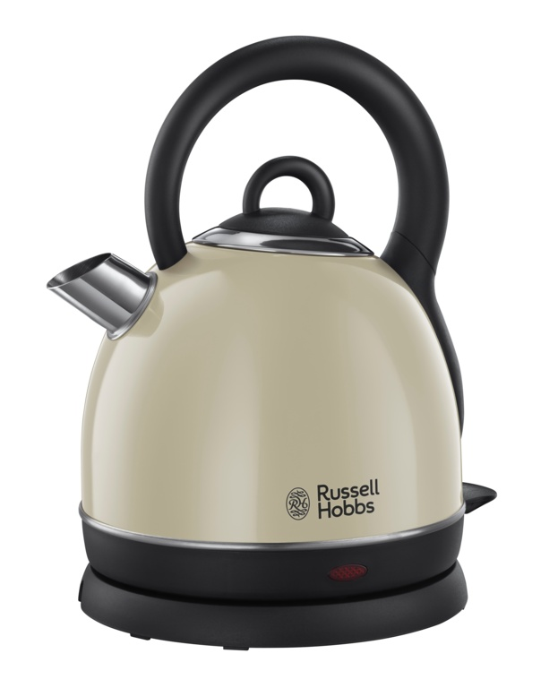 Russell Hobbs 3000w Kettle - Cream 1.8L