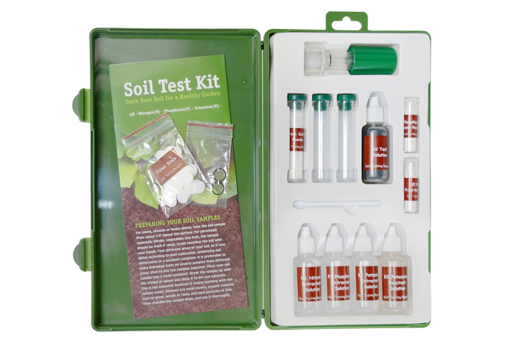 Tildenet Soil Test Kit