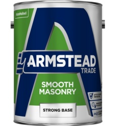 Armstead Trade Smooth Masonry Paint 5L