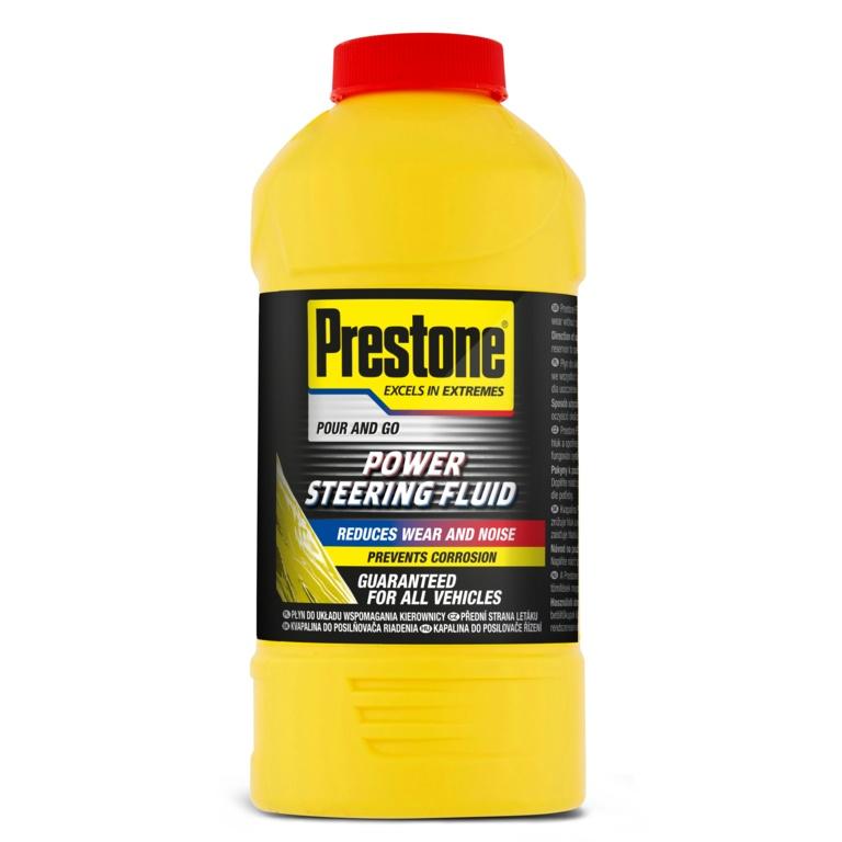 Prestone Power Steering Fluid - 355ml