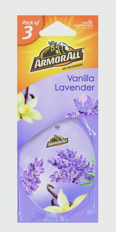 Armor All Air Freshener - Vanilla Lavender