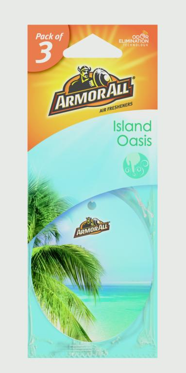 Armor All Air Freshener - Island Oasis