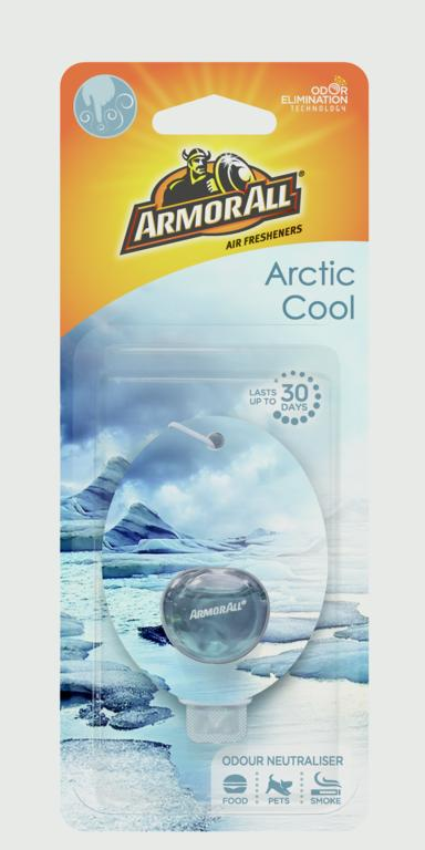 Armor All Hanging Diffuser - Arctic Cool