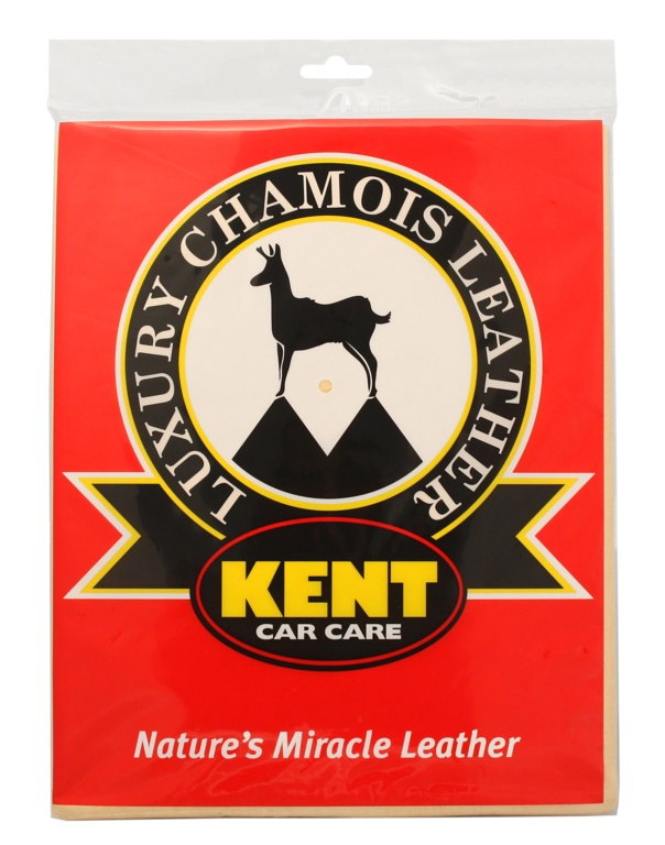 Kent Car Care Chamois In Bag - 4sqft