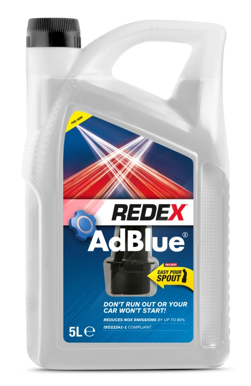 Redex Adblue With Spout - 5L