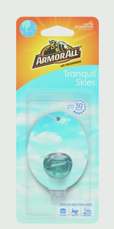 Armor All Hanging Diffuser - Tranquil Skies