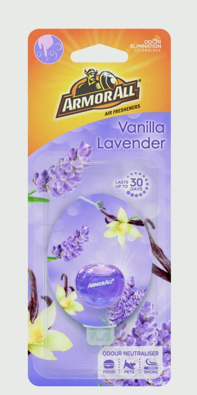 Armor All Hanging Diffuser - Lavender