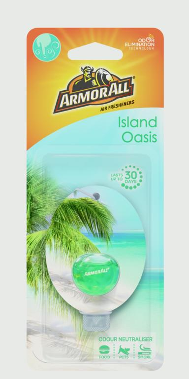 Armor All Hanging Diffuser - Island Oasis