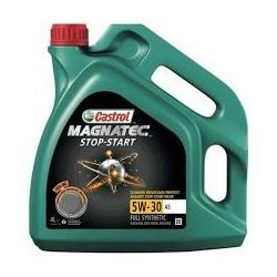 Castrol Magnatec Stop Start - 5W-30 A5 - 4L