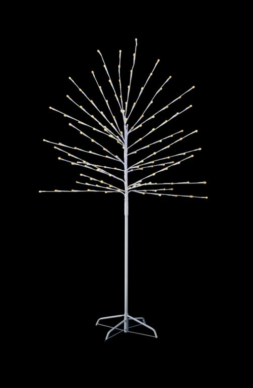 Premier 150 LED Tree With Timer - Warm White 1.5m