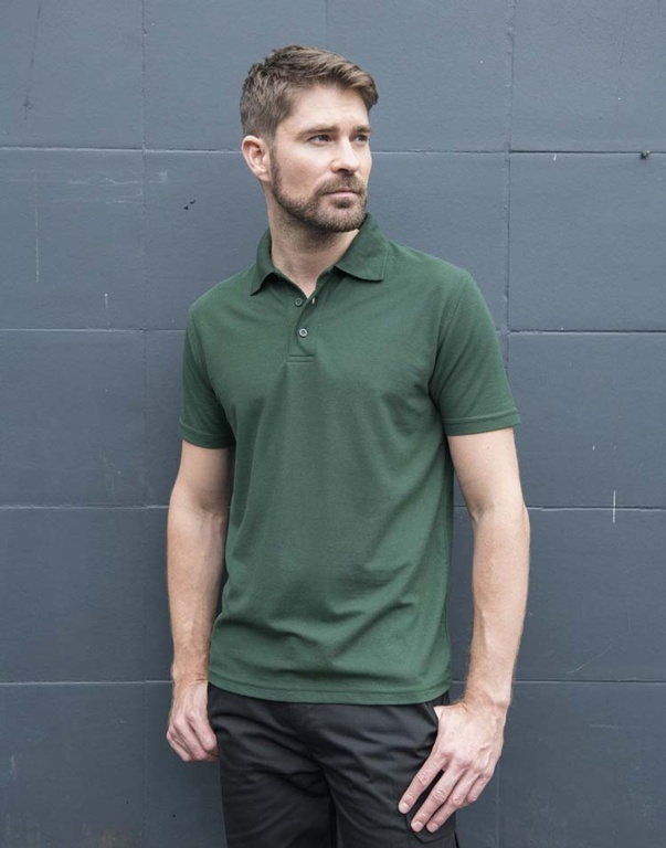 Prestige Polo Shirt Black - Med