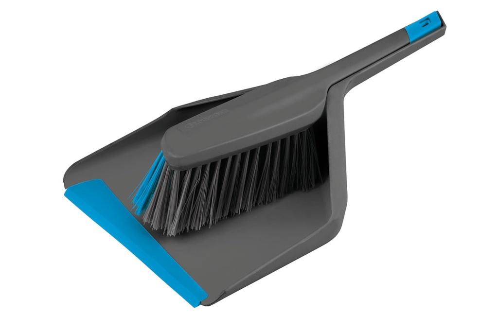 Groundsman Deluxe Dustpan And Brush