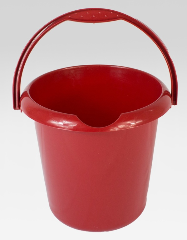 TML 5L Bucket - Glitter Red